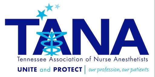 TANA 82ndAnnual Meeting - AANA Member Tickets
