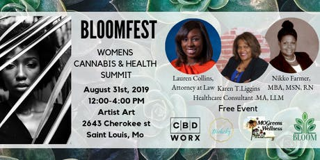 BloomFest : Women's Cannabis & Health Summit tickets