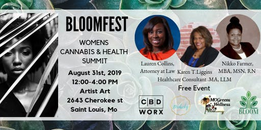 BloomFest : Women's Cannabis & Health Summit