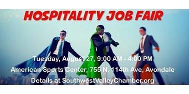 Hospitality Job Fair