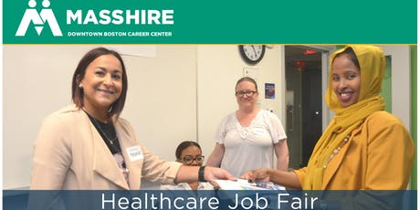 Healthcare Job Fair tickets