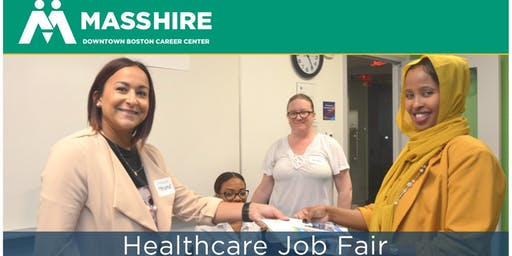 Healthcare Job Fair