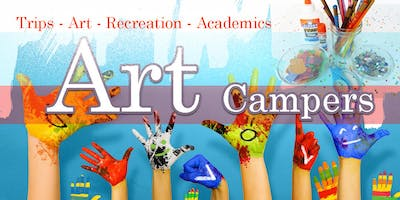 Art Campers Summer Classes for Kids