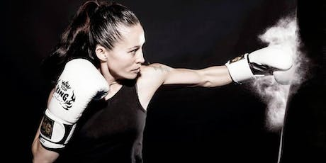4 Weeks Intro to Kickboxing tickets
