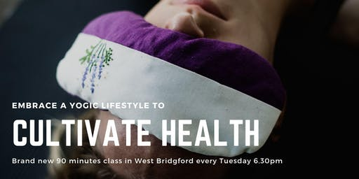 Autumn Yoga class West Bridgford