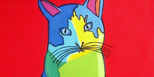 Paint Pop Art!