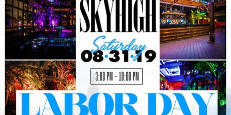 8.31 | SKY HIGH | Hosted by MTA Rocky tickets