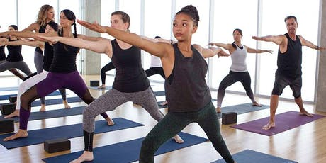Gentle yoga with Gina tickets