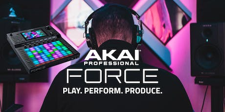 AKAI Force Tour - PMT Manchester tickets