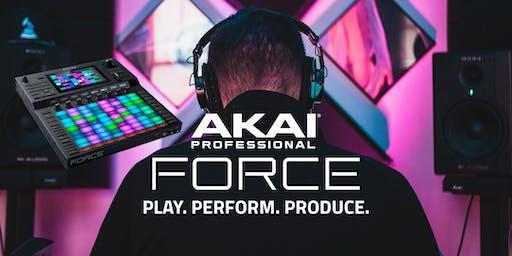 AKAI Force Tour - PMT Manchester