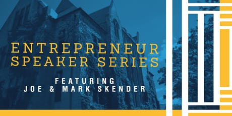 Entrepreneur Speaker Series tickets