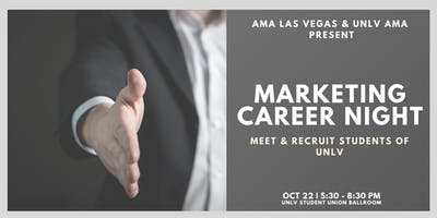 Marketing Career Night at UNLV