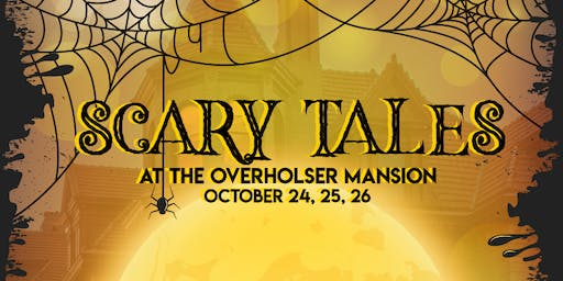 Scary Tales - October 24