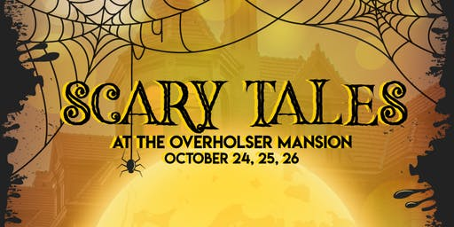 Scary Tales - October 25