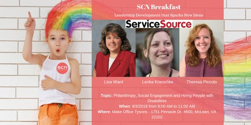 SCN Breakfast Series: Service Source