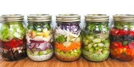 Salad in a Jar Event tickets