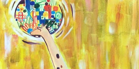 Paint like Klimt! tickets
