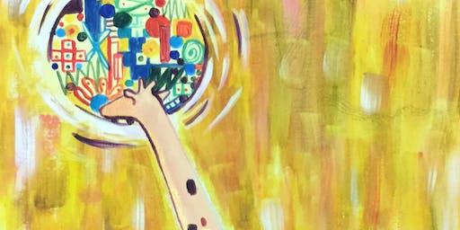 Paint like Klimt!