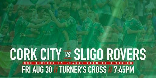 Cork City FC v Sligo Rovers FC