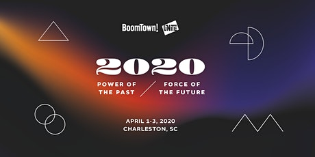 BoomTown Unite 2020 tickets