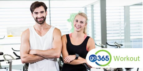 Go365 Workout tickets