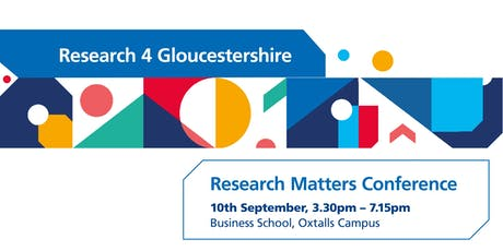 R4G: Research Matters 2019.   tickets
