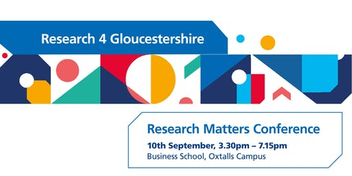 R4G: Research Matters 2019.