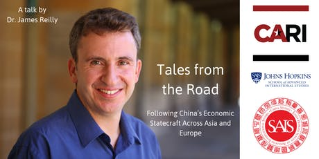 """Tales from the Road"" – Dr. James Reilly Talk on Chinese Economic Statecraft tickets"