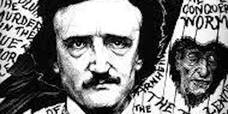 """""""An Evening with Edgar Allan Poe"""" tickets"""