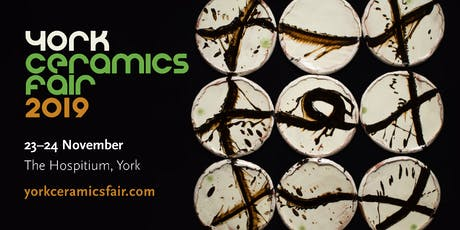 York Ceramics Fair tickets