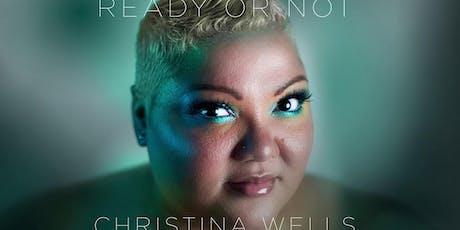 Christina Wells Live tickets