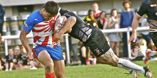 Men's Elite Rugby 7s 2020