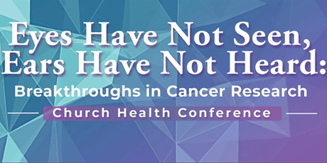 Eyes Have Not Seen,Ears Have Not Heard:Breakthroughs in Research Conference tickets