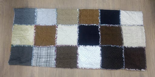 Make a Cozy Rag Quilt with Annette