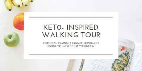 Keto-Inspired Walking Tour  tickets