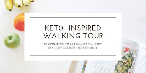 Keto-Inspired Walking Tour