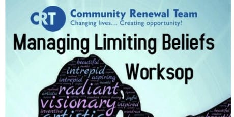 Managing Limiting Beliefs Workshop tickets
