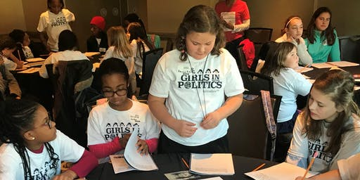 Camp Congress for Girls Milwaukee 2020