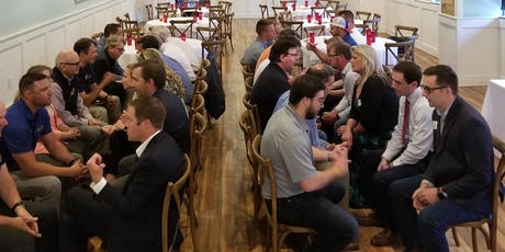 Charleston ING Networking Lunch - August 2019 tickets