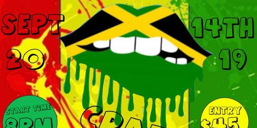 Jamaica Me Crazy Paint and Sip
