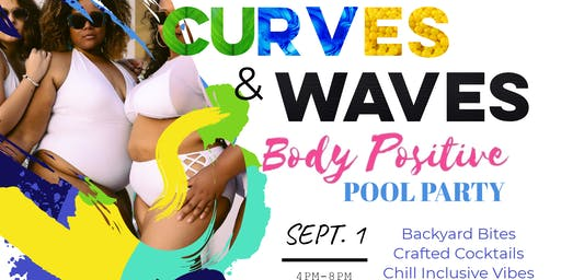 Curves and Waves Pool Party - DFW