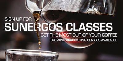 Sunergos Coffee Brewing Class