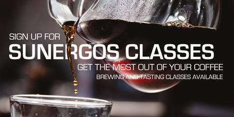 Sunergos Coffee Brewing Class tickets