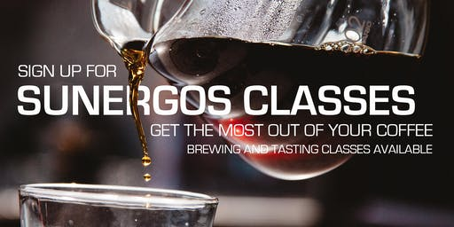 Sunergos Coffee Brewing Class