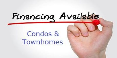 Financing Condos and Townhomes - Lawrenceville / Duluth FREE 3 Hours CE tickets