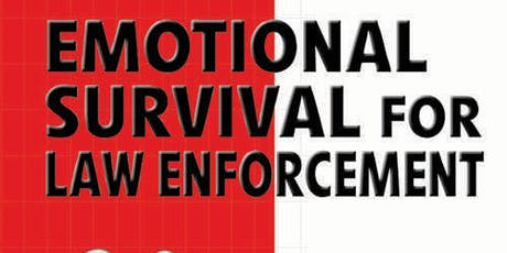 Emotional Survival for Law Enforcement tickets