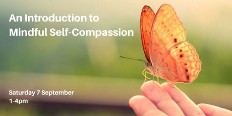 An Introduction to Mindful Self Compassion tickets