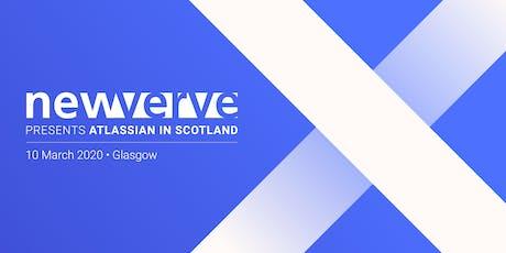 New Verve presents Atlassian in Scotland 2020 tickets