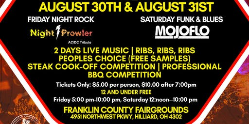 PigMania BBQ & Steak Music Festival