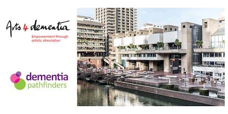 Networking Forum for Arts Facilitators for Dementia, Barbican Centre tickets